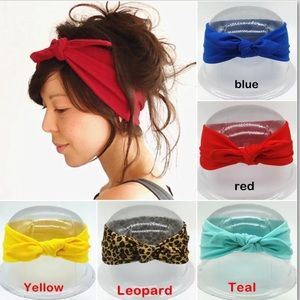 Accessories - Hair accessories headband more colors   Here